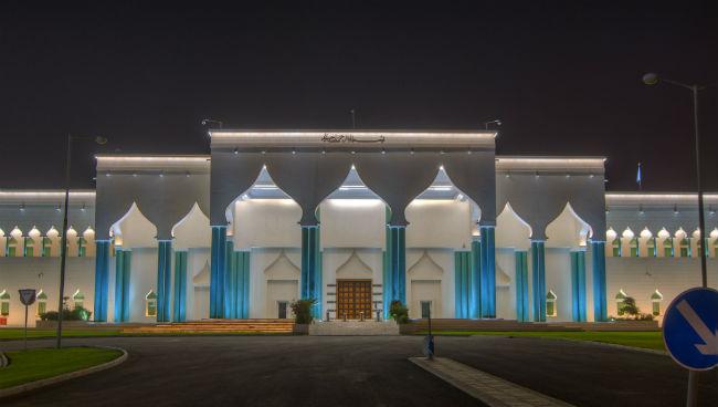 Souqs doha qatar gate amiri diwan emir palace al balagh for Diwan amiri qatar