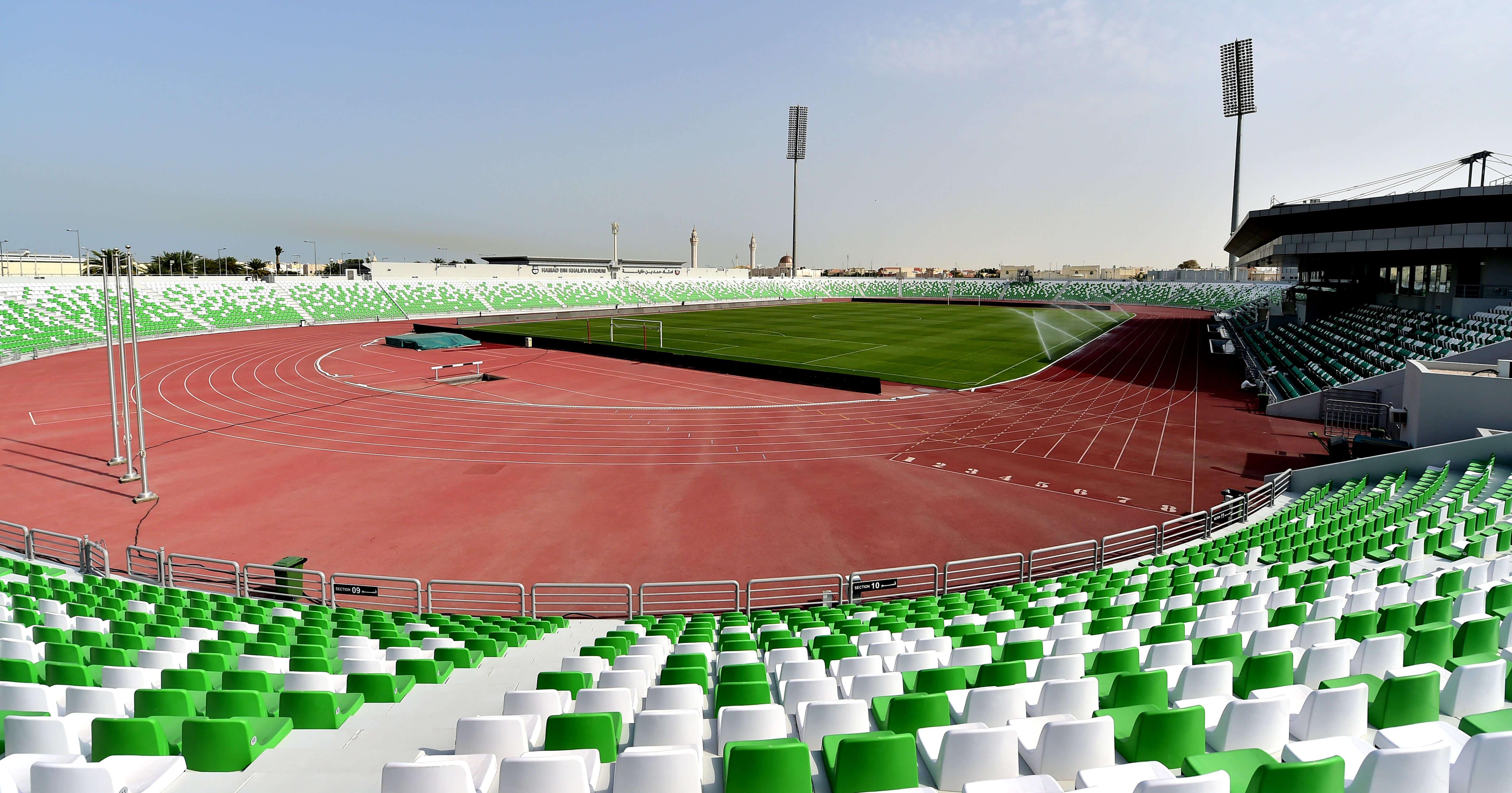 Al Ahli Sports Club - Stadium - Al-Balagh