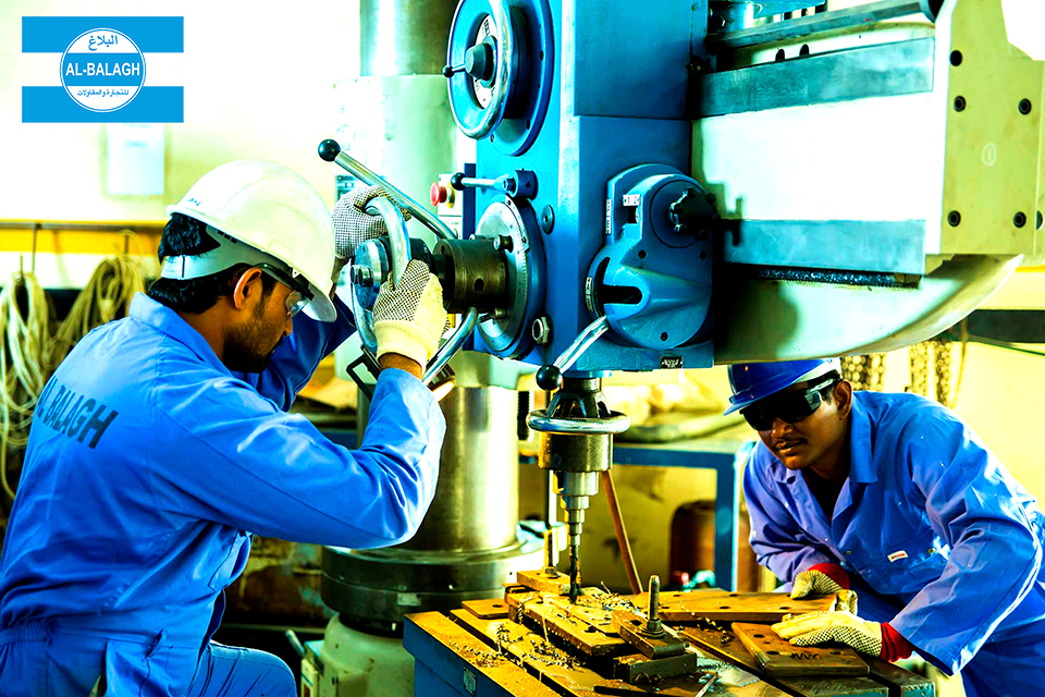 Al-Balagh Trading & Contracting | Professionalism & Quality